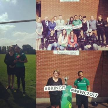 Finland, Ireland, Uganda and super women