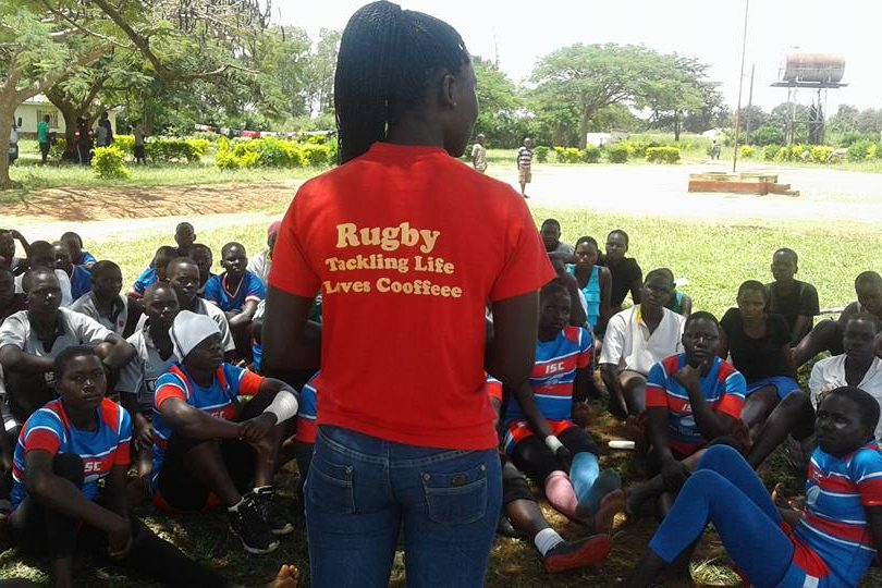 More than Rugby. Life skills education.