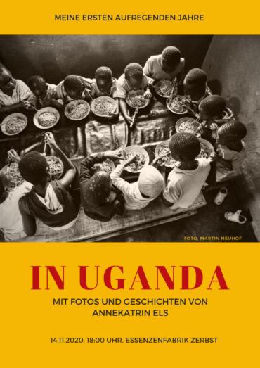 ABGESAGT – IN UGANDA